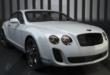 3d модель  Bentley Continental GT