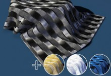 Material Pack Cloth  for Cinema 4D