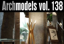 Evermotion -Archmodels Vol. 138