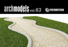 Evermotion  Archmodels vol. 63