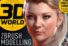 3D World Magazine June 2015 | Журнал о 3D графике