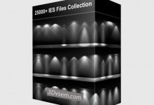 25000+ IES Files Collection