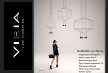 3D  models Collecshions lamp  Vibia
