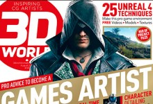 3D World Magazine-August 2015