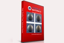 Cinema 4D Materials,Textures and Shaders Pack | сборник материалов для C4D