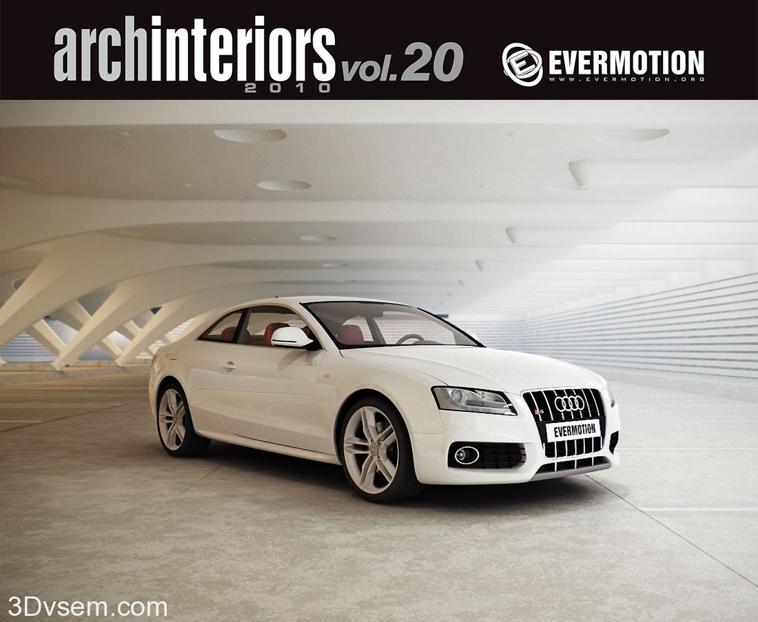 Evermotion ArchInteriors vol.-20
