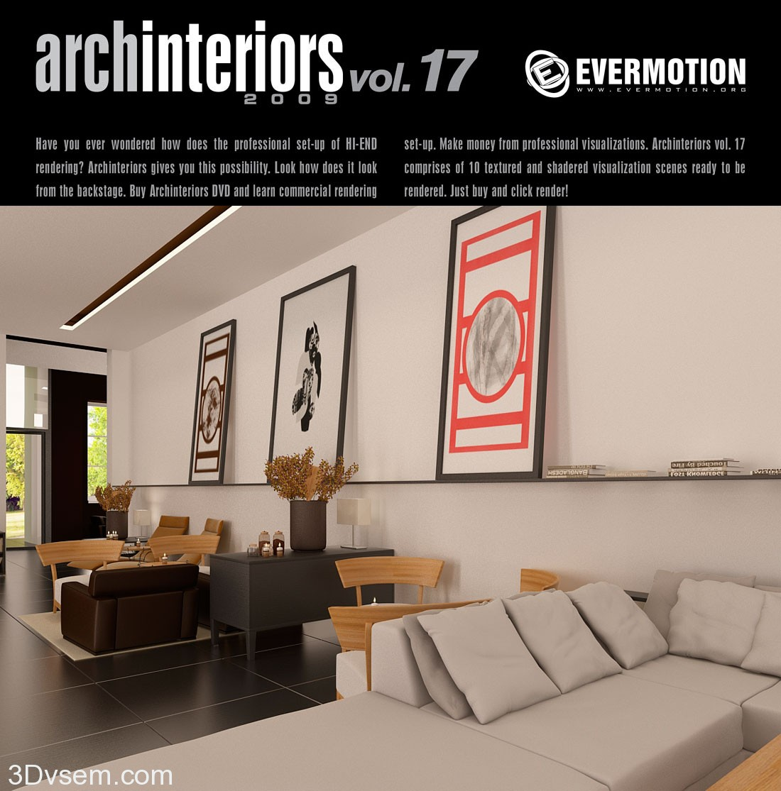 Evermotion Archinteriors Vol. 17