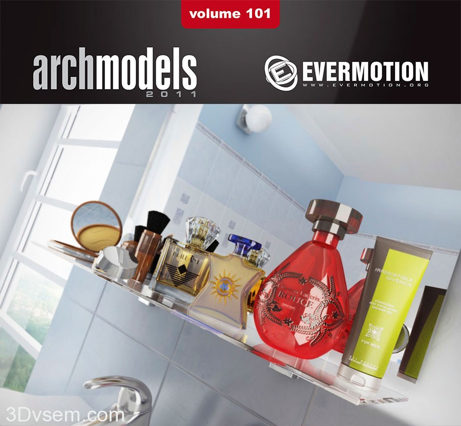 Evermotion-Archmodels Vol.101