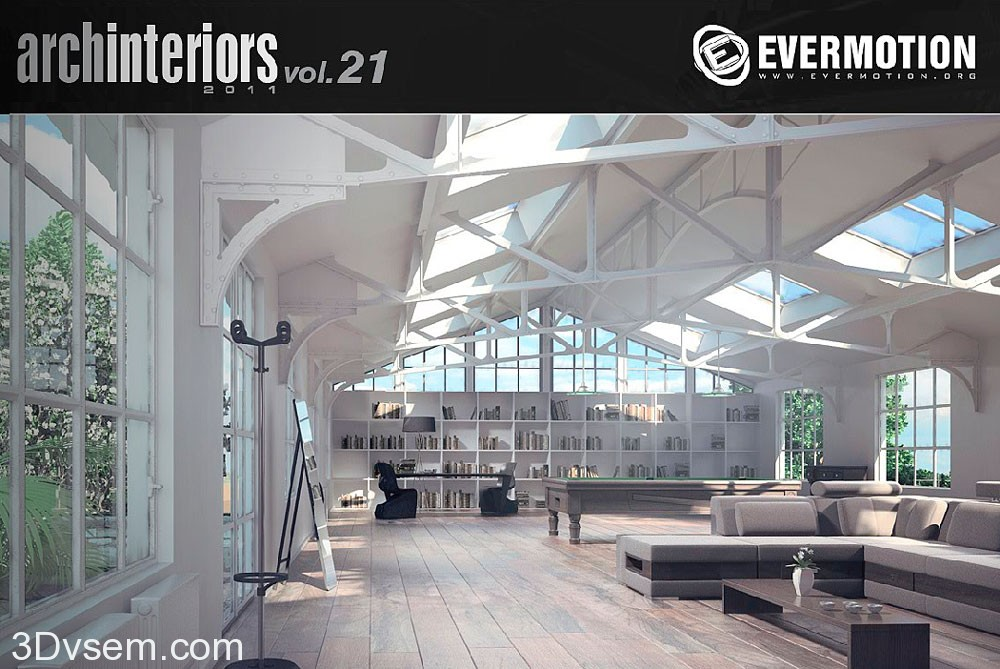 Evermotion ArchInteriors vol.21